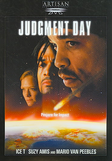 JUDGMENT DAY BY ICE-T (DVD)