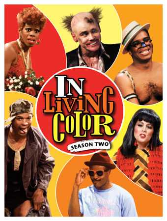IN LIVING COLOR SEASON 2 BY IN LIVING COLOR (DVD)